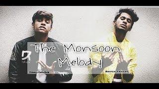 The Monsoon Medley ( Bheegi si /Teri ore) | Raghav Chaitanya Dance cover by samuel ft. aditya thakur