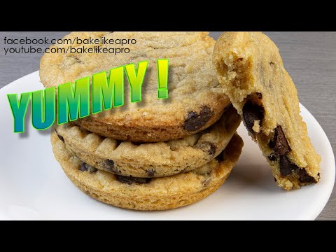 Classic Chewy Chocolate Chip Cookies Recipe With A Twist