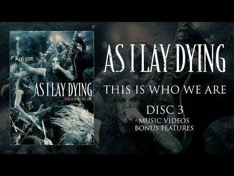 "As I Lay Dying ""This Is Who We Are"" DVD 3 - Bonus Features (OFFICIAL)"