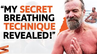 Download Wim Hof The Iceman Demonstrates His Breathing Technique with Lewis Howes Mp3 and Videos