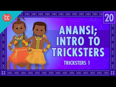 Tricksters: An Introduction: Crash Course World Mythology 20