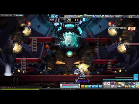 Maplestory, Heote vs Lotus (ph1+ph2) [GMS, Luna]