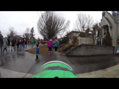Jingle Bell Run Bellingham, WA 2015