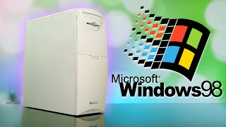 Restoring A Windows 98 Gateway 2000 PC!
