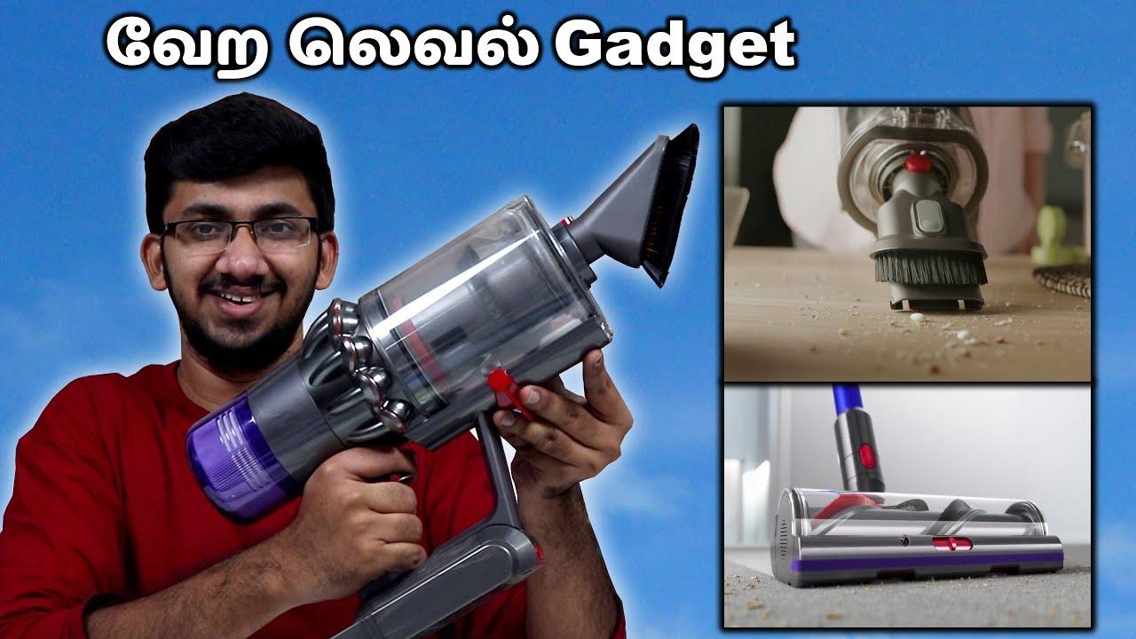 வேற லெவல் வீட்டு உபயோக Gadget - Dyson V11 Absolute Pro Vacuum Cleaner Review in Tamil | Tech Satire