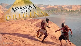 EL SAQUEADOR DE EGIPTO!! ASSASSIN'S CREED: ORIGINS