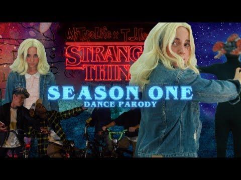 Stranger Things Dance Parody