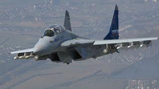 تعرف على امكانيات الطائره MiG 35 المنضمه  للقوات الجويه المصريه