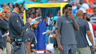Miami Dolphins coach Adam Gase has no choice but to play DeVante Parker with Stills and Wilson out