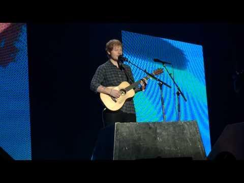 """Ed Sheeran - """"Full Concert"""" 18.11.2014 Frankfurt Festhalle live"""
