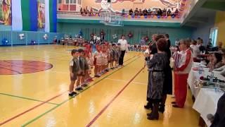 Красная шапочка - степ-аэробика для детей (г. Воркута)