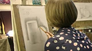 Уроки рисования и живописи спб. Подготовительные курсы спб