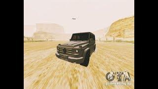 Как установить мод на машину в Grand Theft Auto San Andreas + MultiPlayer [0.3e]