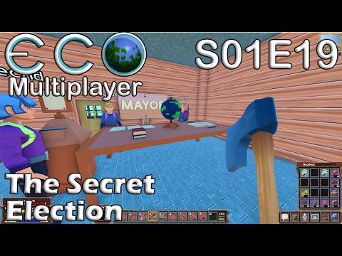 Let's Play Eco | S01E19 MP | The Secret Election
