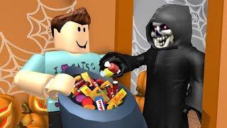 Roblox Halloween   Trick Or Treat Simulator!