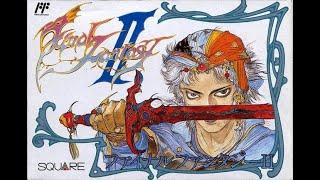 Que verga es esto - Final Fantasy II parte 1