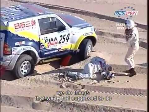 Paris - Dakar - Le Caire 2000