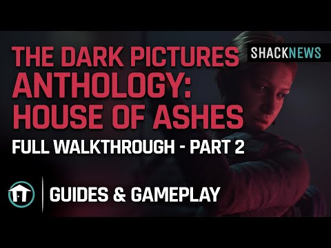 The Dark Pictures Anthology: House of Ashes  - Full Walkthrough Part 2