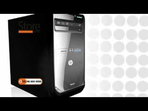 Ordinateur PC HP Pro 3500 MT