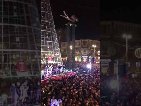 """Vigo apaga sus luces de Navidad: """"¡Oye, pues sí que alumbraban!"""""""