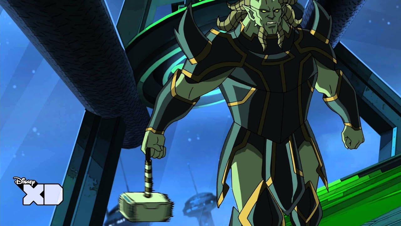 Ultimate Spider-Man: Web Warriors - King Goblin! - Disney ...
