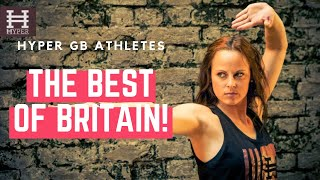 Hyper GB Athletes | Chloe Bruce trains with the best of Britain!