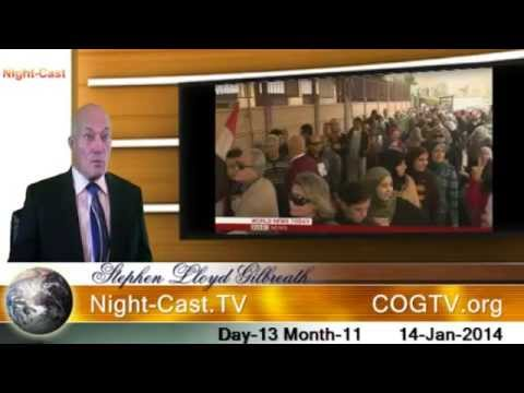 Night-Cast.TV News program - 14-Jan-2014