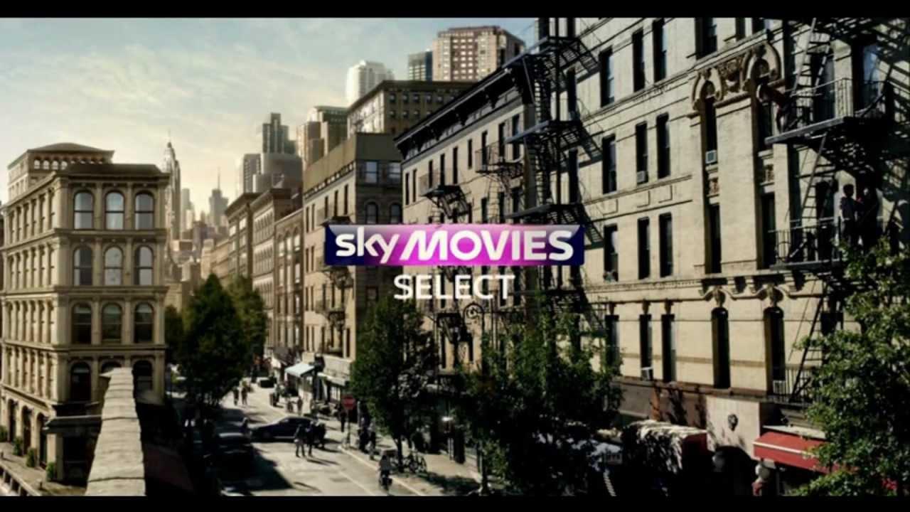 sky select entertain