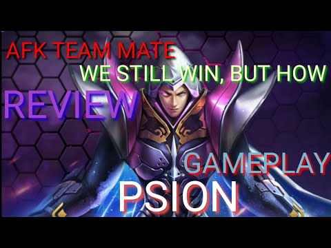 HEROES EVOLVED - PSION / COMPLETE GAMEPLAY / AFK TEAM MATE WTF  / GUIDE / REVIEW