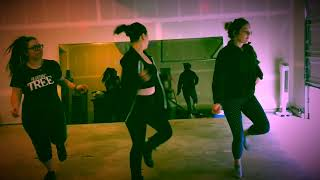 John Wayne Line Dance choreographed by Poker Face: A Tribute to Lady Gaga