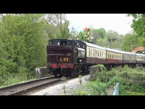 South Devon Railway, May 2018, Part 1