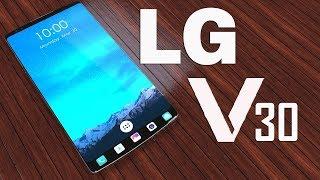 LG V30 полный обзор нового флагмана от LG