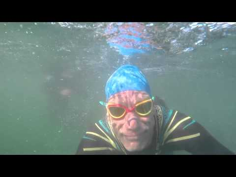 Tenby Aces Bank Holiday Swim Youtube