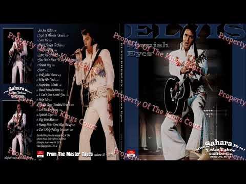 Elvis Presley - Spanish Eyes - May 1974