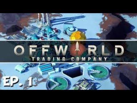 Offworld Trading Company Gameplay 1 Español |