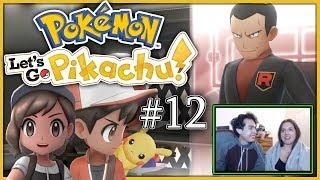 Pokémon: Let's Go, Pikachu! - Part 12 Let's Play Co-op Playthrough - Final Badge W/ Jackie!