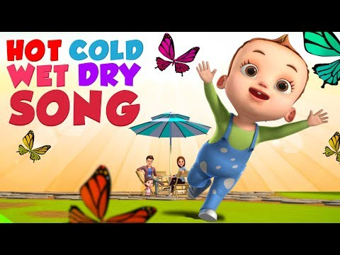 Hot & Cold Song For Kids | Baby Ronnie Rhymes | Videogyan 3d Rhymes | Nursery Rhymes & Kids Songs
