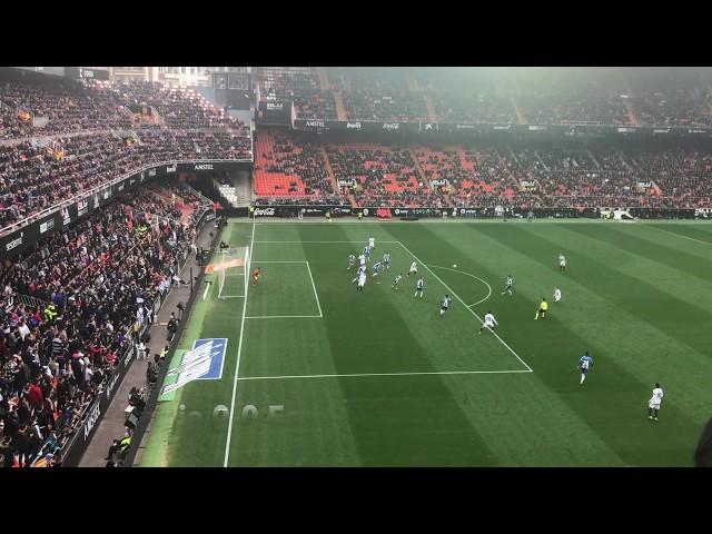 Spaniatur Fotball Europa 18/19