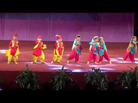 K2 Int'l - Indian Dance