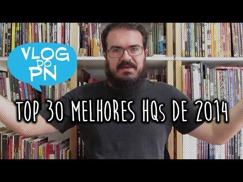 Os 30 melhores quadrinhos de 2014 | Vlog do PN#48