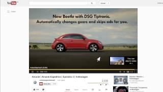 Automatic Skip Ad    Volkswagen    AlmapBBDO