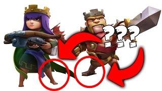Kenapa Barbarian King Memakai Sandal Tapi Archer Queen Tidak (Nyeker) ? - JAWABAN KALIAN #1