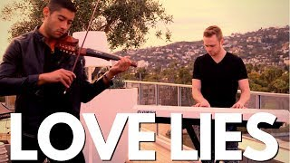 Cover images Love Lies Violin Cover (Bryan Delgado and Zach Evans)