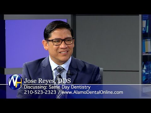 Same Day Dentistry & Dental Implants with San Antonio, TX de