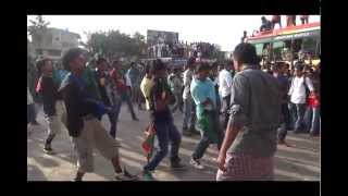 flash mob in chalakudy