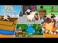 Pug - My Virtual Pet Dog by Frojo Apps Android Gameplay ᴴᴰ