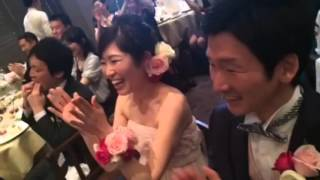 【GUTS!】結婚式余興 嵐/GUTS! happiness
