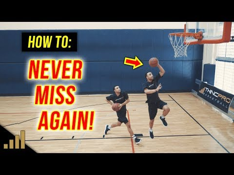 How To: Do A Left Hand Lay Up In Basketball! (Must Watch For Beginners)