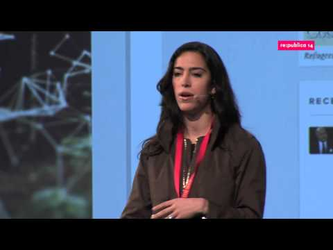 re:publica 2014 - Lara Setrakian: Redesigning News, Deeply on YouTube