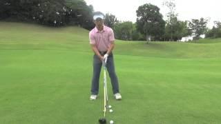 【ゴルフレッスン】スイング、アドレス、グリップ、スタンス、ボール位置の基本 thumbnail